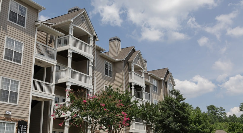 Highland Lake is conveniently located across the street from Emory ...